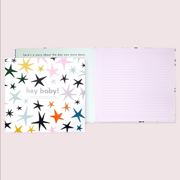 kate spade dancing stars first year baby book